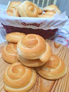Chioccioline di pane al formaggio