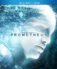 Awesome Prometheus Blu-ray Cover!