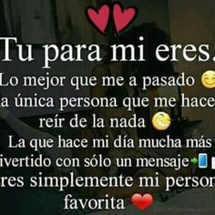 🥇+500 IMAGENES DE AMOR con FRASES para Whatsapp ◁ Spanish Love Phrases, Spanish Quotes Love, Love And Romance Quotes, Love Me Quotes, Sad Love, Love You, Romantic Humor, Boss Bitch Quotes, Amor Quotes