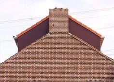 Verhoogde nok zij aanzicht Loft Conversion Roof, Building A House, Multi Story Building, Roof Window, Loft Room, Attic Remodel, Attic Rooms, Loft Spaces, Next At Home