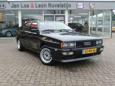 Audi QUATTRO 2.2 Turbo 200 pk, oldtimer, bj 1981 op Nederland Mobiel