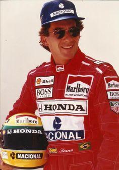 Ayrton Senna, Honda Marlboro McLaren (1988-93)