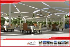 Fabric Shade Structures | Tensile Fabric Shades | Tensioned Fabric Designs Tensile fabric shade structure is also known as Tensioned fabric structure provides the best solution for many of your requirements in fabric shade structures. It is a pre-engineered fabric membrane structure ready to install as per the needs. http://www.baitalnokhada.com/blog/fabric-shade-structures-tensile-designs/ For technical details, email to info@baitalnokhada.com Tel : +971-2-555(8368)TENT Fax : +971-2-5545582