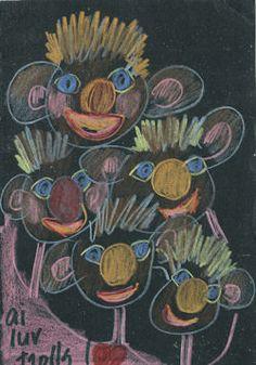 Peikkometsä Painting, Art, Art Background, Painting Art, Kunst, Paintings, Gcse Art
