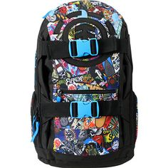 Element Skate Camp Logo Skate Backpack at Zumiez : PDP