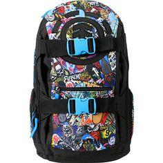 Element Skate Camp Logo Skate Backpack at Zumiez : AWSOME!!!!!!!!!!!!!