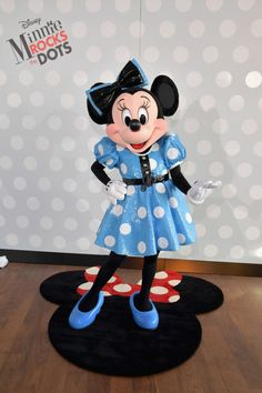 "Rock the Dots continues with the ""Minnie Mouse Loves Dots"" collection"