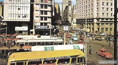 Porto Alegre Vintage - Largo Glênio Peres 1970