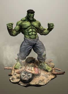 #Hulk #Fan #Art. (Hulk) By: Sallesart. (THE * 3 * STÅR * ÅWARD OF: AW YEAH, IT'S MAJOR ÅWESOMENESS!!!™)[THANK Ü 4 PINNING!!!<·><]<©>ÅÅÅ+(OB4E)