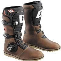 a motorcycle boot that doesn't look like it was designed for cyborgs