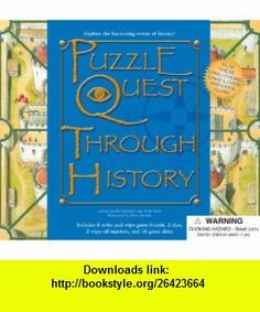 Puzzle Quest Through History (Puzzle Quest Board Game ) Pat Kelleher, Clint Twist, Peter Dennis , ISBN-10: 0769648762  ,  , ASIN: B005SNELM2 , tutorials , pdf , ebook , torrent , downloads , rapidshare , filesonic , hotfile , megaupload , fileserve