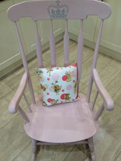 A personal favourite from my Etsy shop https://www.etsy.com/uk/listing/271091715/shabby-chic-rocking-chair-painted-in