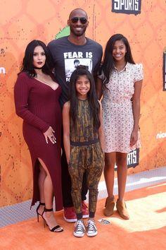 Kobe Bryant Has Welcomed His Third Daughter