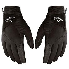 best service 8a89d dacf0 golf gloves 2019 Callaway Thermal Grip Winter Pair- Left   Right) with  Optimal Warmth Technology (Men s Small)