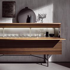 GRAND BUFFET #sideboard, Design #MassimoCastagna 2014.  #acerbisinternational #acerbis #design