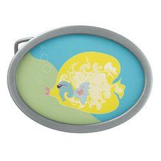 #Cute #Fish #Belt #Buckles