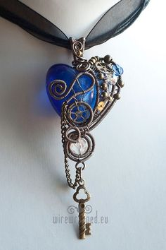 Steampunk jewelry- inspiration