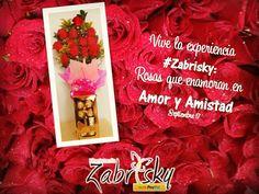 https://www.youtube.com/watch?v=pvW2n9WJAUw  Vive la experiencia #Zabrisky : AMOR Y AMISTAD (Sept. 17) Mas flores y detalles en: https://floristeria-zabrisky.myshopify.com