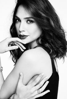 Gal Gadot for «Marie Claire», June 2017