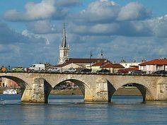 Mâcon in Bourgogne