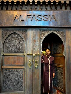 Run entirely by women (female chefs and waitresses), Al Fassia serves up some of the very best traditional Moroccan cuisine in Marrakech. You can enjoy lamb tajine with dates and fresh vegetables served with fluffy couscous.