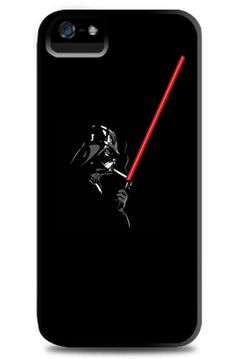 Smoking Darth Vader iPhone 5 Case in black. Also available for BlackBerry and Samsung smartphones. http://zocko.it/LB6qn