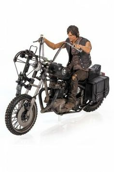 The Walking Dead Dixon Chopper - Action Figure