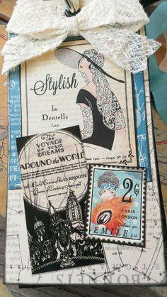 starrgazer creates: Couture Swatch Book