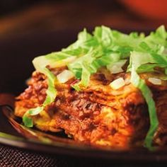 Cheese Enchiladas with Red Chile Sauce Recipe-- absolutely addictive