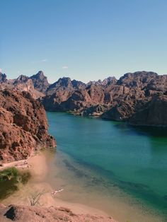 Future Kayaking Location- Topock Gorge, on a stretch of the Colorado just north of Lake Havasu