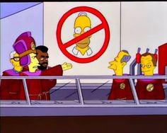 Simpsons No Homers Club