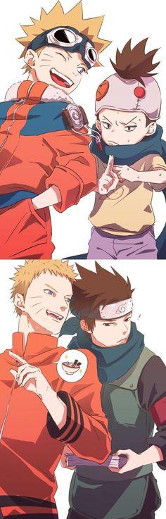 Naruto reacionando a...