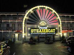 Fulton Steamboat Inn, Lancaster, PA