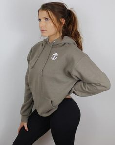 SHOP ALL WOMEN'S – Page 3 – Transformation Project Black Men, Black Tops, Black And Grey, Red Hoodie, White Hoodie, White Long Sleeve, Short Sleeve Tee, Transformation Project, Green Logo