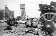Battle of Stalingrad in pictures - February 1943 / Batalha de Stalingrado em fotos - Fevereiro 1943.