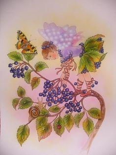 Christl Vogl flower fairy #4