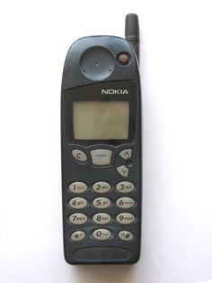 old school nokia. I can't believe this is Retro already.