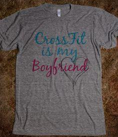 CrossFit is my boyfriend.  <3
