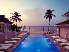 The perfect combination of location (set upon the island's secluded northwestern shore) and luxury, the BodyHoliday has long been a favorite of honeymooners. There's an award-winning spa (with 47 treatment rooms), three swimming pools, and a handful of excellent beachfront restaurants. But it's the elegant lodgings—with luxe offerings like private balconies and pillow menus—that have couples tempted to extend their stay.Nightly rates: $$Nearest airport: Castries, 5 minutes