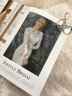 0693e452cf1 Jack Sullivan  BELLE  gown featured in the latest Sydney Wedding  Gowns  magazine