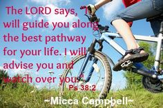 When the path is unclear, trust God to be your guide.