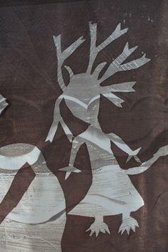 Hemyock primary school Kenya mosaic