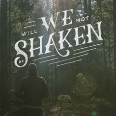 """""""We will not be shaken."""" Hey. You should listen to Bethel's new CD. This pic was taken by Dustin Scarpitti and was featured on @unsplash 32/365"""