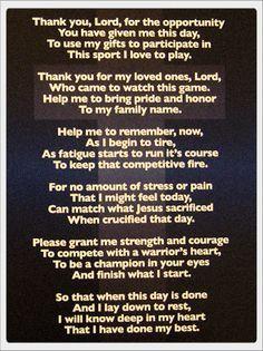 inspirational prayers for basketball - Google Search