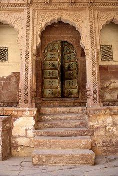puerta india