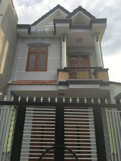 Bán nhà mặt tiền khu phố Đông Chiêu Dĩ An Bình Dương