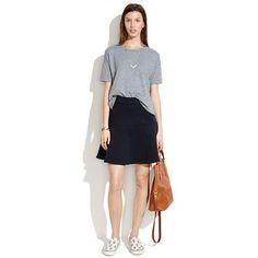madewell skirt black - Google Search