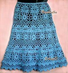 *El rincón de las Manualidades de Siry*: faldas