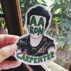 Aaron Carpenter [wikearts || ig] #aaroncarpenter #magcon #drawing