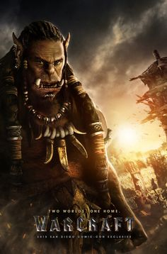 Warcraft [] [] [] [2016] [] http://www.imdb.com/title/tt0803096/?ref_=nv_sr_3 [] [] [] official TV spot [31s] https://www.youtube.com/watch?v=6qEXq0cH3x0 [] https://www.youtube.com/watch?v=8W9XYkLesOs [] [61s] https://www.youtube.com/watch?v=uUe2Drucliw [] [] [] official trailer [134s] https://www.youtube.com/watch?v=2Rxoz13Bthc []  https://www.youtube.com/watch?v=XyqfzF9bGLc [] [] [] boxoffice take http://www.boxofficemojo.com/movies/?id=warcraft.htm [] [][][][][] [][][][][][][][]  []